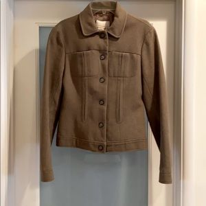 MAXAZRIA Collection military style jacket
